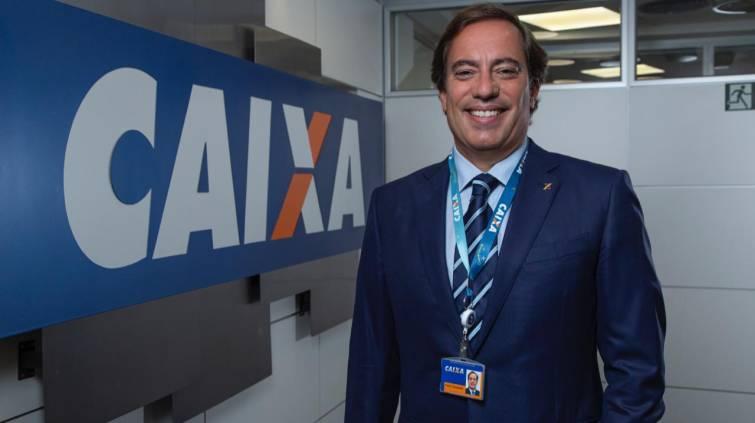Pedro Guimarães, presidente Caixa Econômica