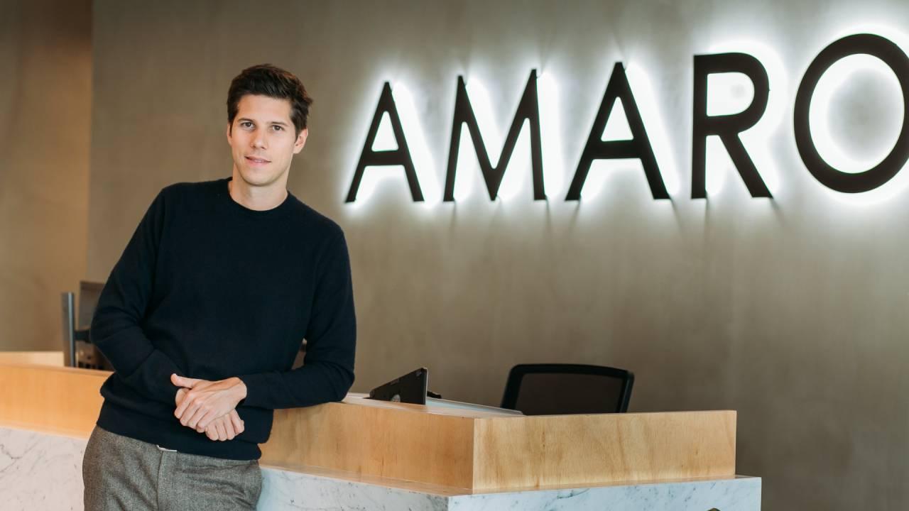 Dominique Oliver, CEO da Amaro (DIvulgação)