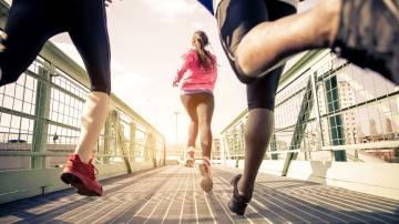 Corrida Maratona
