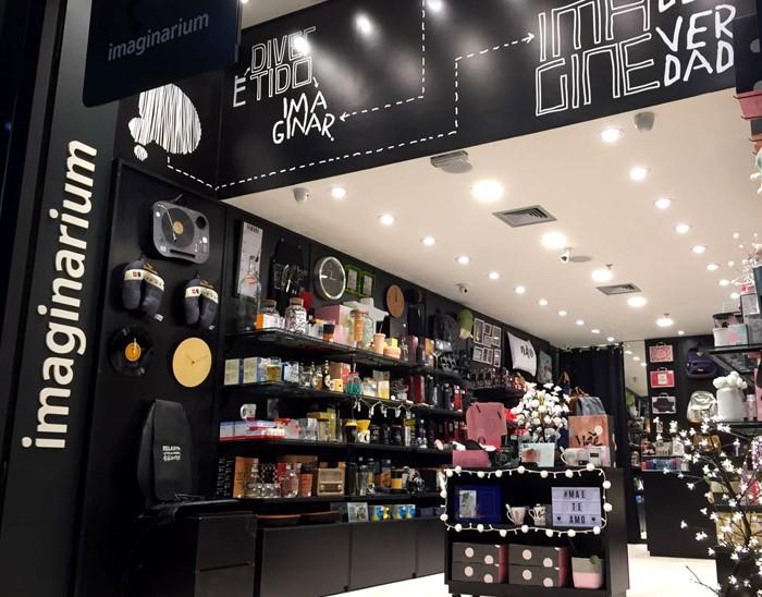 Imaginarium no Shopping Litoral Plaza, em Praia Grande (SP)