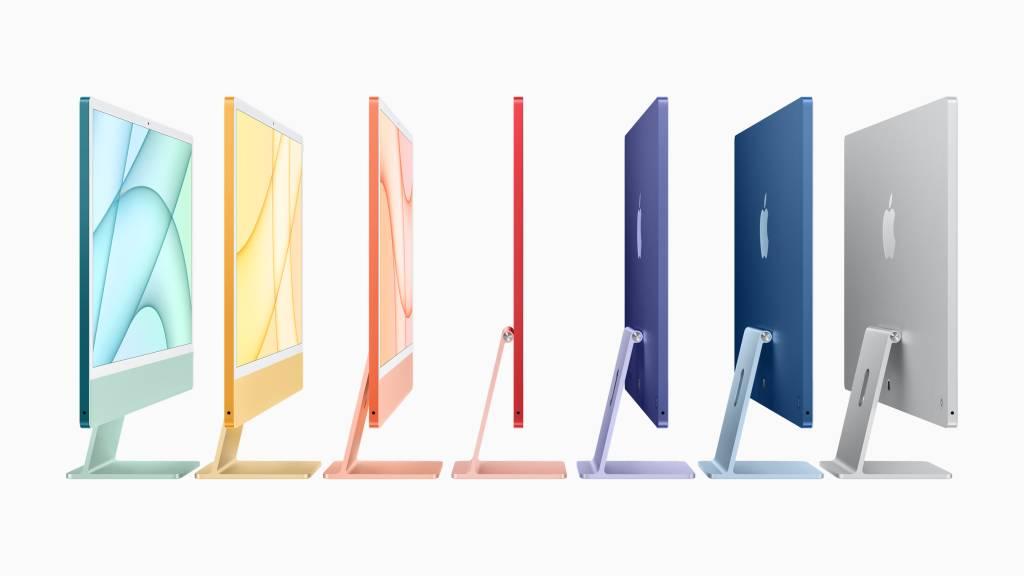 Novo iMac, da Apple
