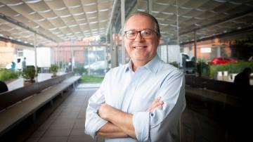 Roberto Santos, CEO da Porto Seguro (Fernando Martinho/Divulgação)