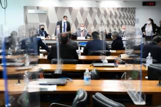 CPI conclui depoimentos e marca leitura de relatório para esta quarta