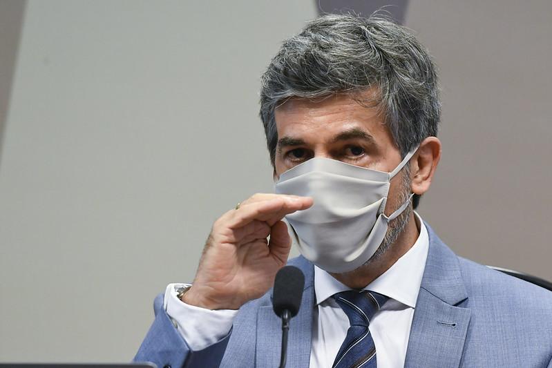 """Teich: """"Percebi que não teria a autonomia necessária""""; veja os destaques da oitiva na CPI da Pandemia thumbnail"""