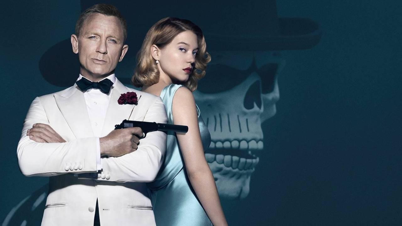 Spectre, filme da série James Bond (Divulgação)
