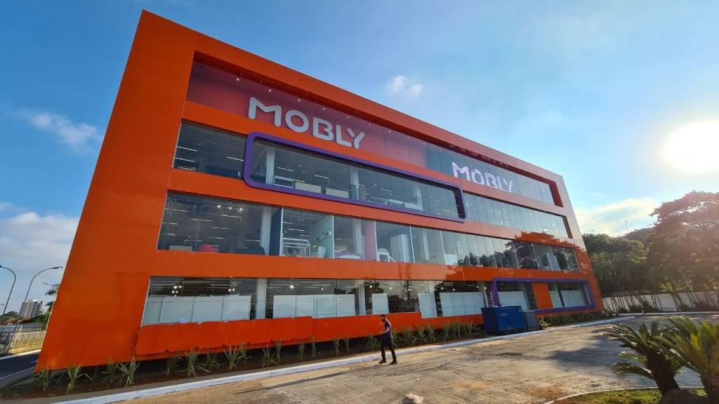 Loja da Mobly (Divulgação)