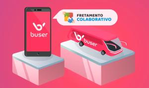 Startup Buser recebe aporte de R$ 700 milhões