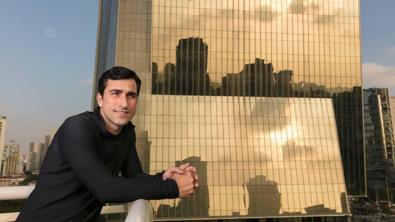Fabio Carrara, fundador e CEO da Solfácil (Paulo Vitale/Divulgação)