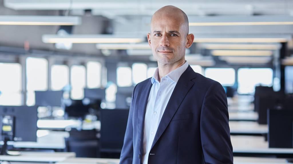 João Del Valle, CEO do Ebanx (Rafael Dabul/Divulgação)