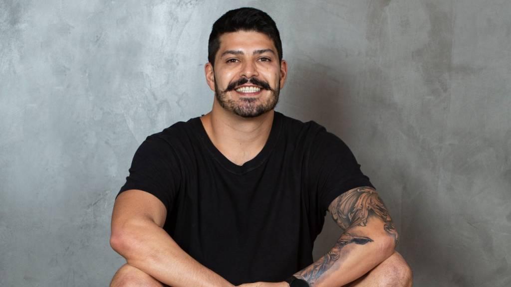 Victor Santos, cofundador da Liv Up (Divulgação)