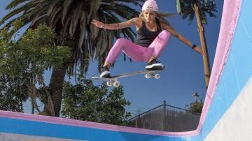 Letícia Bufoni Skate