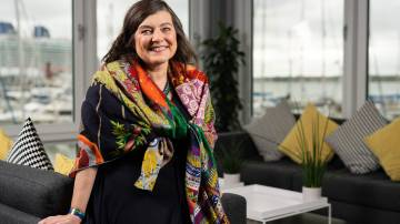 Anne Boden, CEO e fundadora do Starling Bank