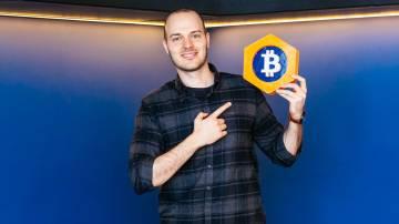 Gustavo Chamati, cofundador do Mercado Bitcoin (Divulgação)