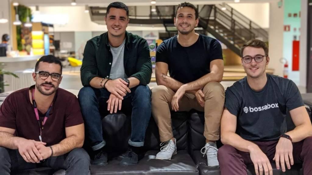 Os fundadores da BossaBox (Divulgação)