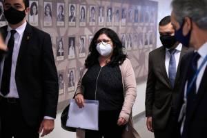 CPI da Pandemia ouve Regina Célia, servidora do Ministério da Saúde que autorizou contrato da Covaxin
