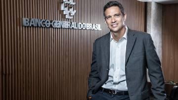 Roberto Campos Neto, presidente do Banco Central