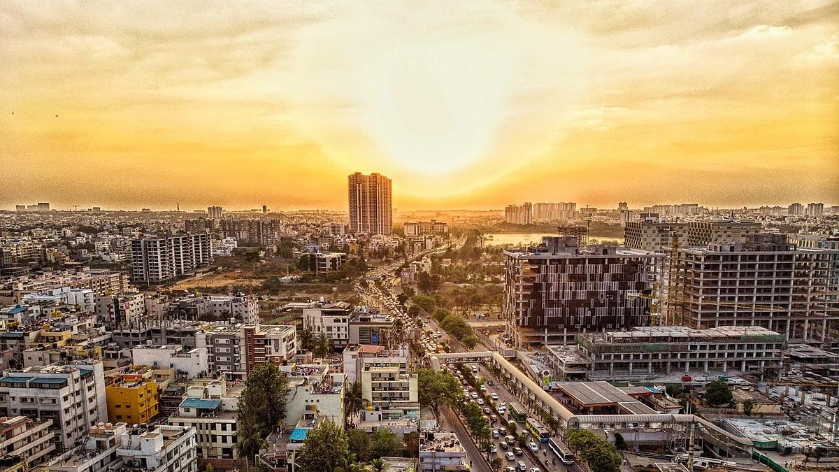 Bangalore, na Índia: cidade onde fica a sede da BYJU's (Wikimedia Commons/Reprodução)