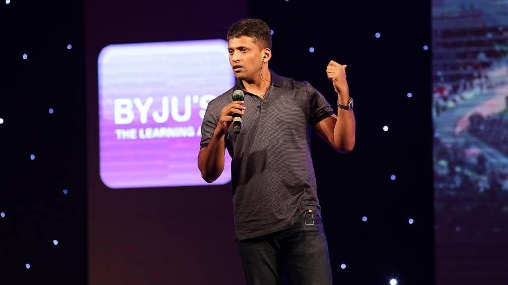 Byju Raveendran, fundador da BYJU's (Wikimedia Commons/Reprodução)
