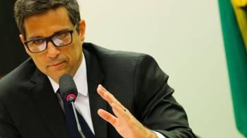 O presidente do Banco Central, Roberto Campos Neto, participa de audiência pública, na Comissão de Finanças e Tributação (CFT) da Câmara dos Deputados