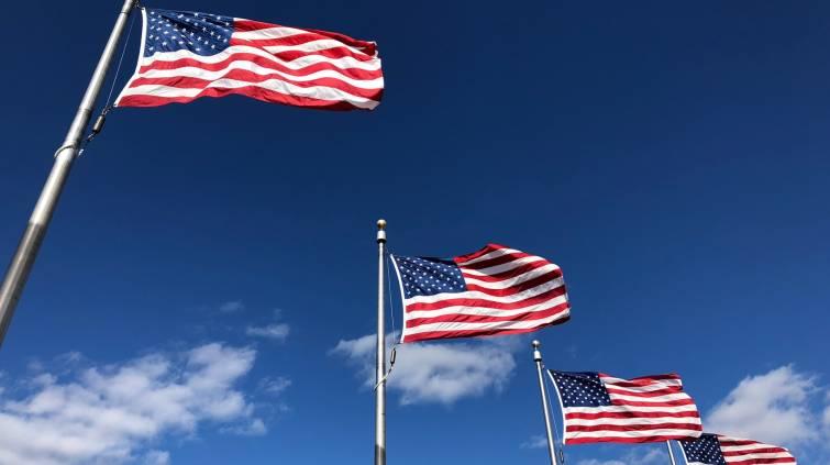 Estados Unidos bandeira