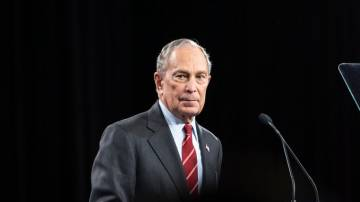 Mike,Bloomberg 2
