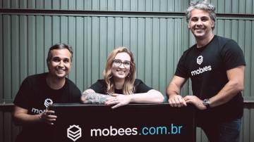 Cofundadores da Mobees (Divulgação)