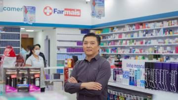 Ricardo UemuraKunimi, presidente da Farmais (Divulgação)