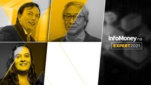 Ricardo Patria, Martin Escobari, Chu Kong e Giuliana Napolitano - InfoMoney da Expert XP 2021
