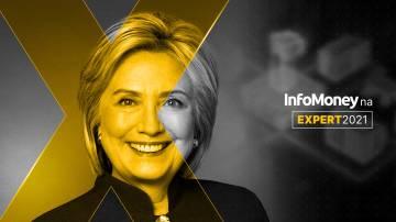 Hillary Clinton - InfoMoney da Expert XP 2021