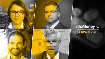 José Manuel Barroso, Caio Megale, Victor Scalet e Debora Santos - InfoMoney da Expert XP 2021