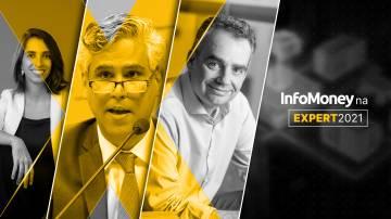 João Manuel Pinho de Mello, José Berenguer e Luisa Garcia - InfoMoney na Expert XP 2021