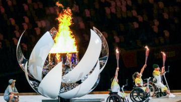 Cerimônia de abertura das Paralimpíadas de Tóquio 2020 (Flickr/Comitê Paralímpico Brasileiro)