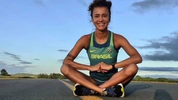 Érica Sena, atleta brasileira da marcha atlética (Instagram/Reprodução)