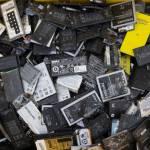 Baterias descartadas