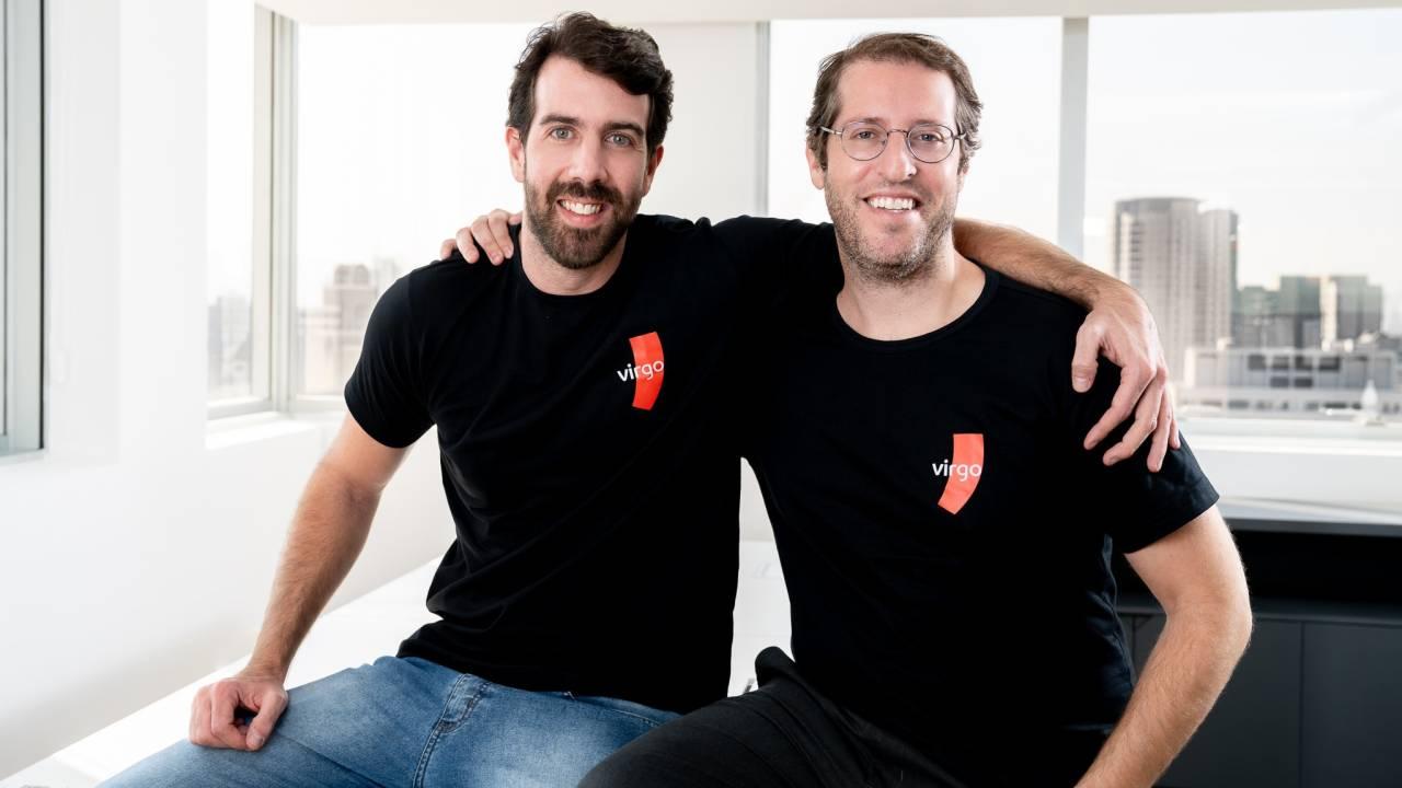 Daniel Magalhães (CEO) e Ivo Kos (CRO), da Virgo