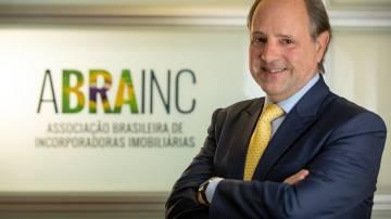 Luiz França, presidente da ABRAINC