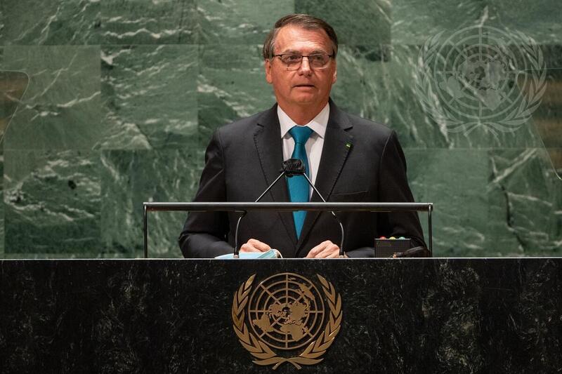 Flávio Dino critica Bolsonaro e diz que ataque a governadores na ONU é desleal
