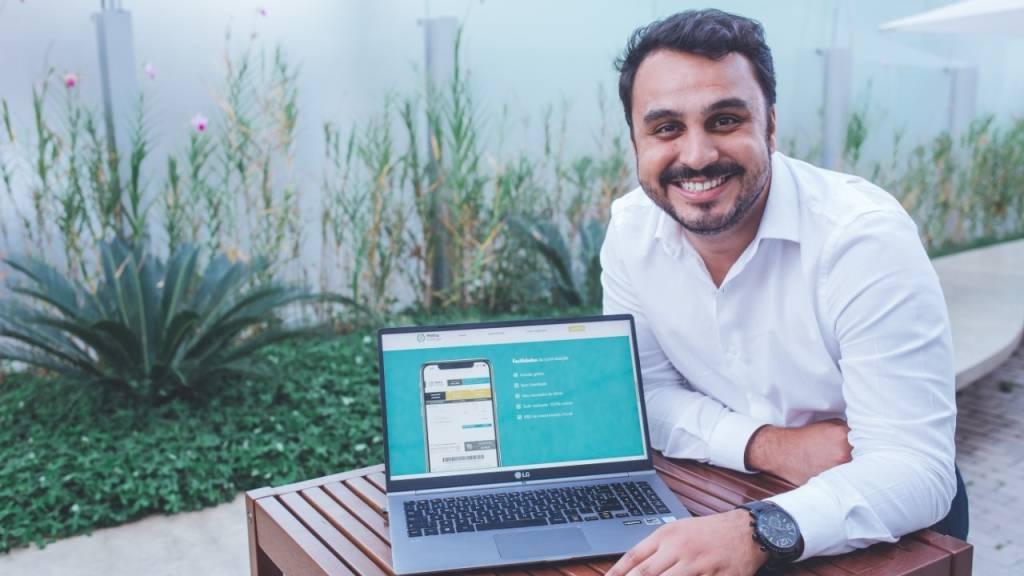 Victor Soares, cofundador da Metha Energia (Divulgação)