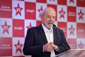Lula prepara discurso para mercado