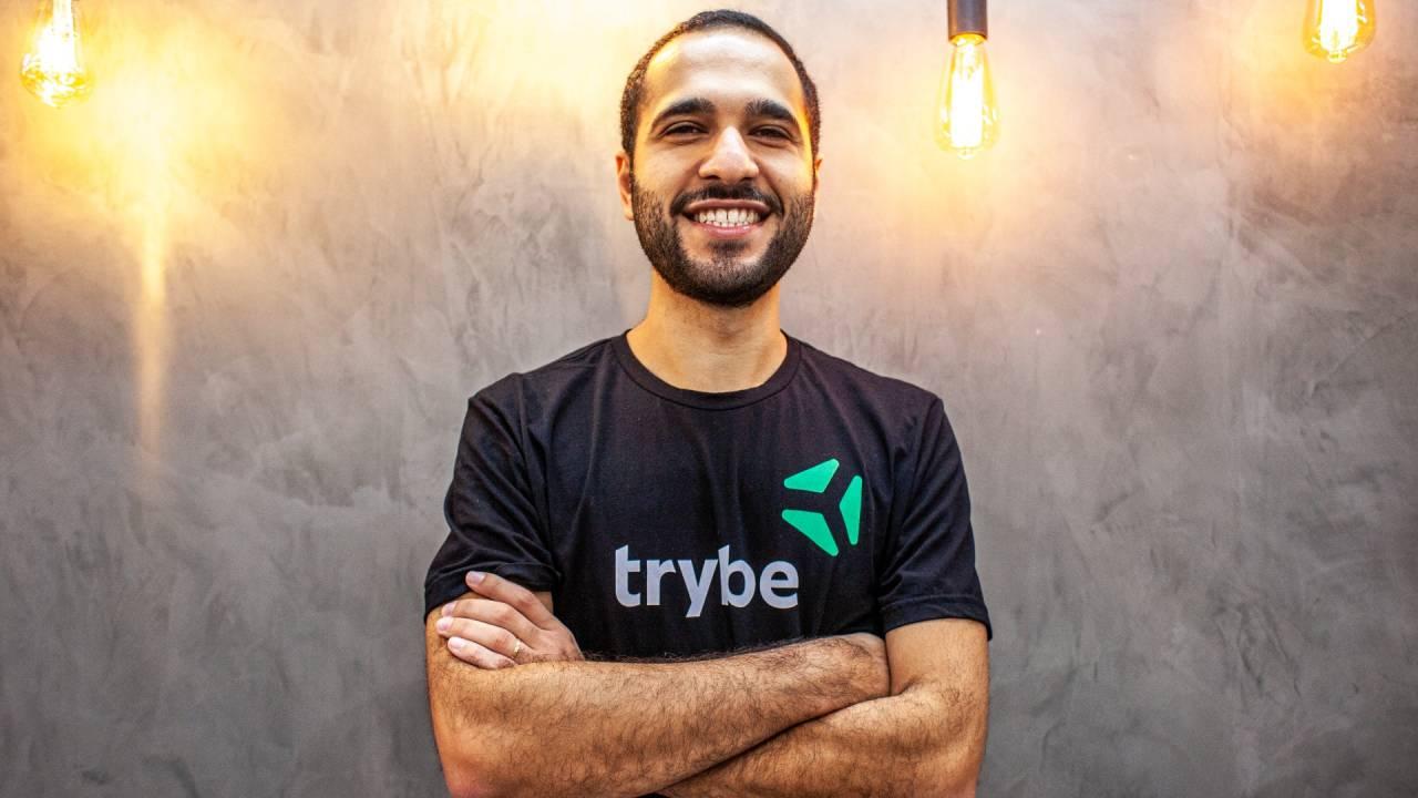 Matheus Goyas, cofundador da Trybe (Divulgação)